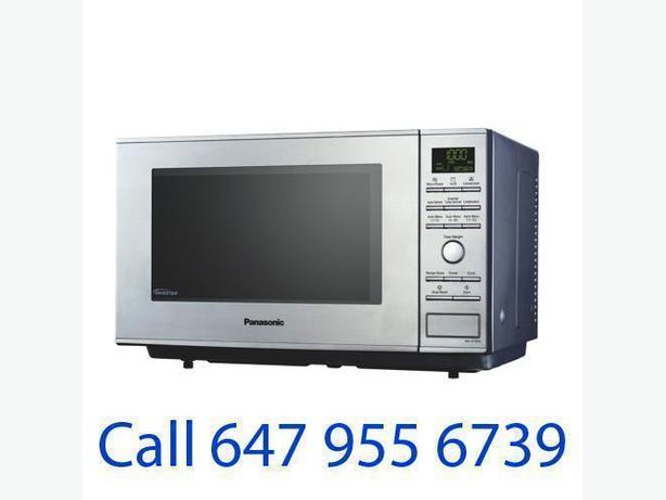 Panasonic 1.0 Cu.Ft. Convection Microwave (NNCF781S) - Stainless