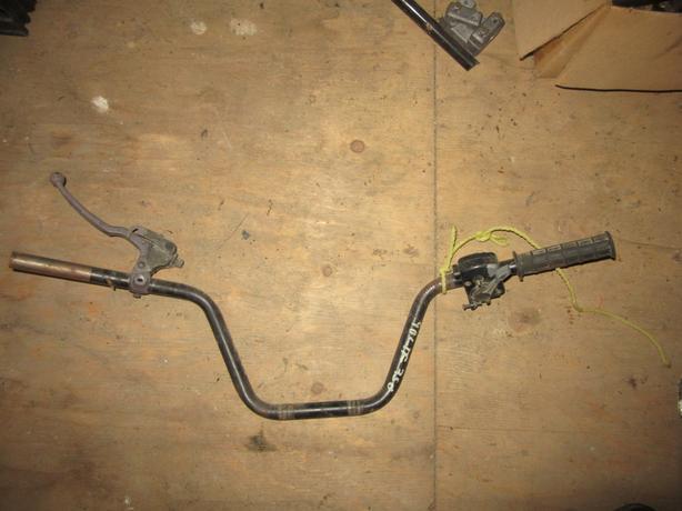 Suzuki LTF250 LTF400 LTF160 handlebars throttle brake LT230 LTF500