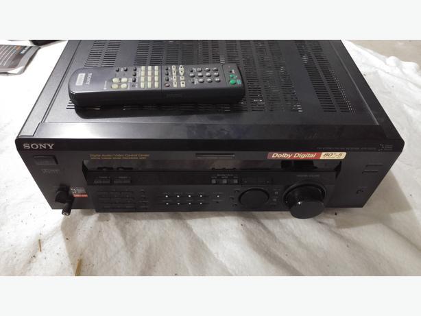 Sony Dolby Digital Amp/receiver