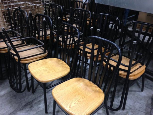 Used restaurant furniture garland ovens commercial