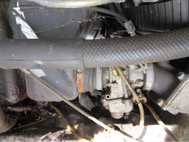 Yamaha VMax 4 VMax 750 VMax 800 coolant hoses rad hoses pipe 1 2 3 4 5