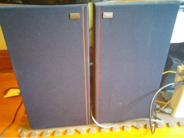 Sansui speakers