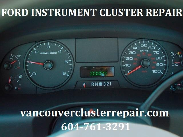 Instrument Cluster Repair Vancouver City, Vancouver - MOBILE