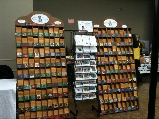 Fresh Organic Seed Sale. Available for a limited time.