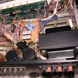 CLASSIC MONSTER KENWOOD ELEVEN STEREO RECEIVER, NICE !