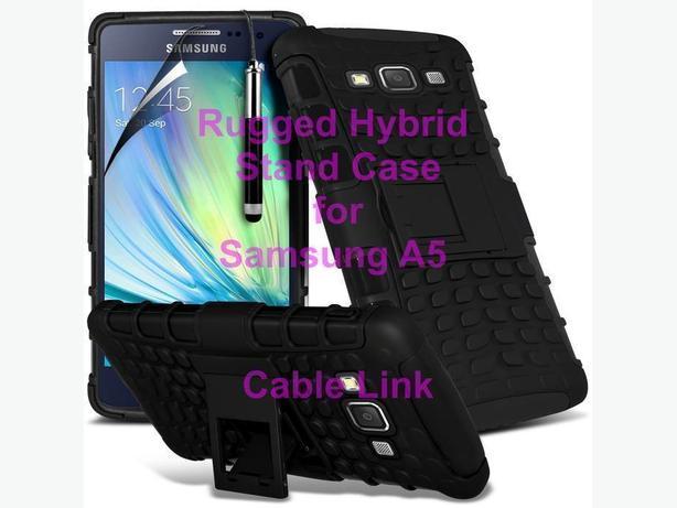 Rugged Armor Hybrid Case for Samsung Galaxy A5
