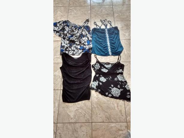 Ladies Dressy Shirts - Size Medium