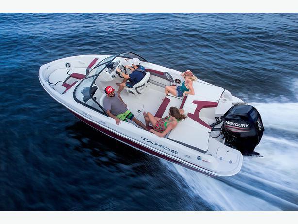 NEW 2016 Tahoe 550 TS