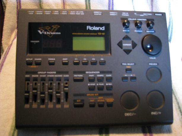 roland td 10 module for v drums courtenay comox valley rh usedcomoxvalley com roland td-10 manual español roland v-drum td-10 manual