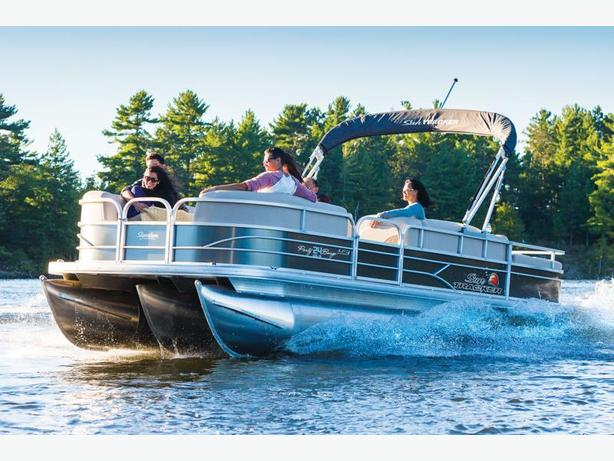 NEW 2016 Sun Tracker Party Barge 24 XP3
