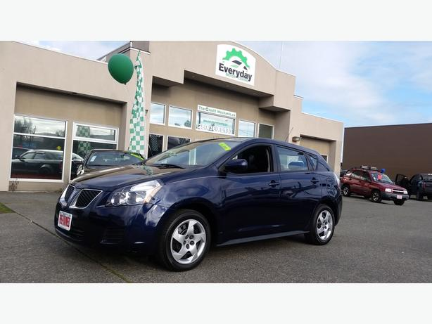2010 Pontiac Vibe Outside Comox Valley Campbell River