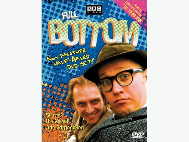 Full Bottom: Not Another Half-Arsed DVD Set! (DVD)