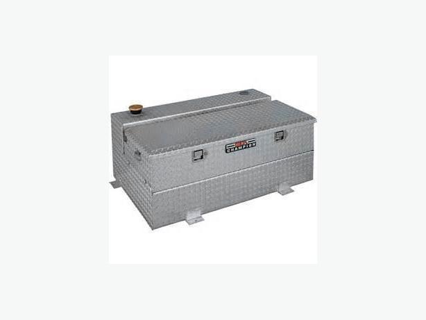 WANTED: Aluminum tidy tank / tool box combo