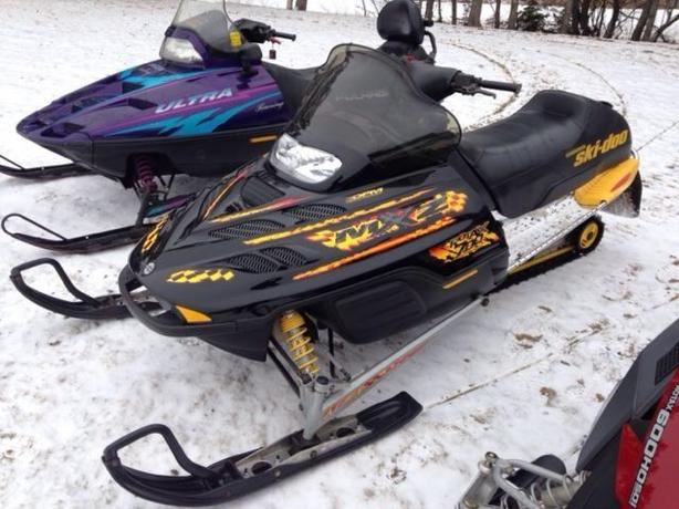 2000 MXZ 700 SB FULLY SERVICED