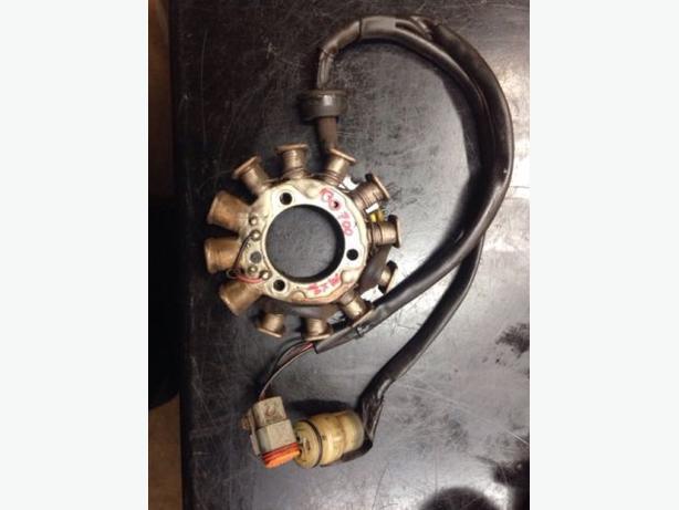 Used Magneto and Stator 2000 MXZ 700