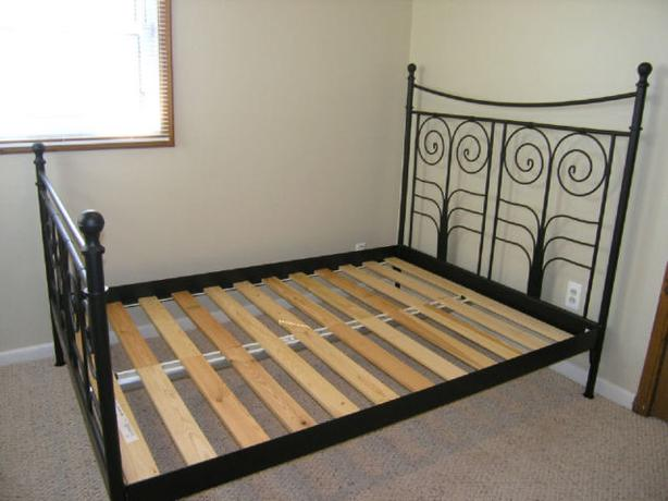 Ikea Noresund Bed Frame For Sale