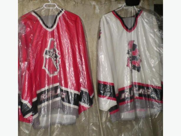 NHL,Jr and Local Used Jerseys for Sale