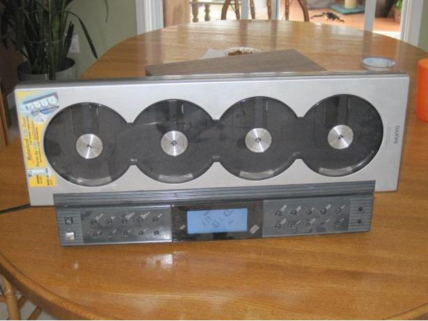 Sanyo AM/FM CD Player