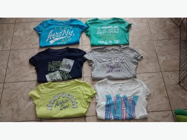 Ladies Aeropostale T-Shirts - Size Large