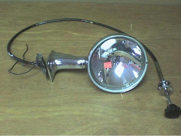 PERKO '535' SERIES CABLE-CONTROL SEARCHLIGHT