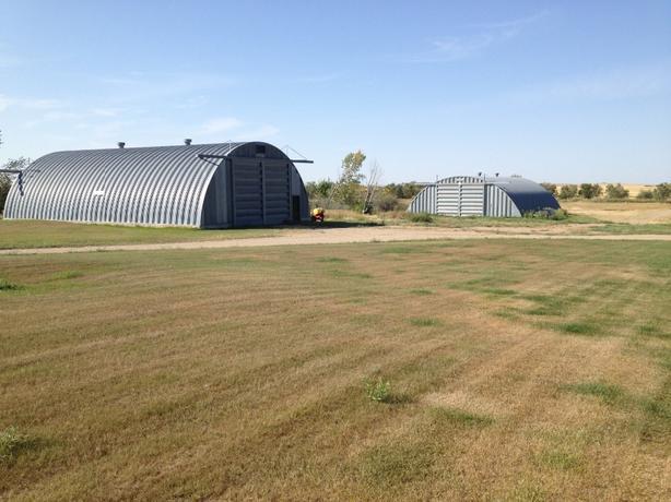 Mature Acreage 55 mins east of Saskatoon