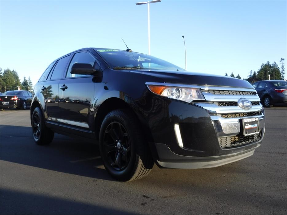 Galaxy Motors Courtenay >> 2014 Ford Edge SEL - AWD, Bluetooth, Heated Front Seats ...