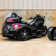 FRONT END TRIKE HONDA GL 1800 MOTORCYCLE