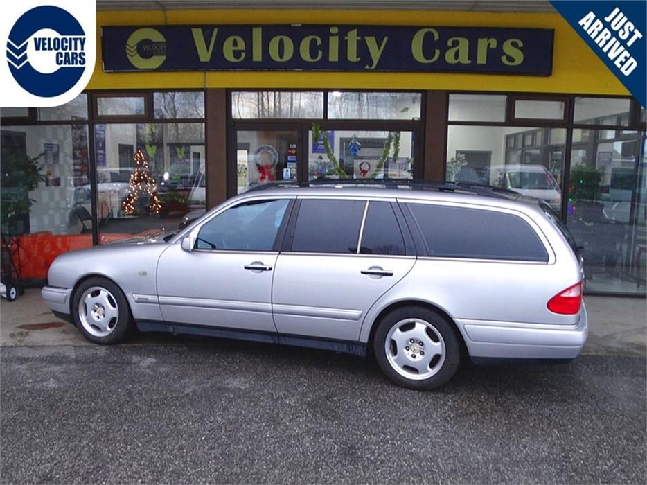 1998 mercedes benz e320 e class wagon sunroof 72k 39 s for 1998 mercedes benz e class wagon