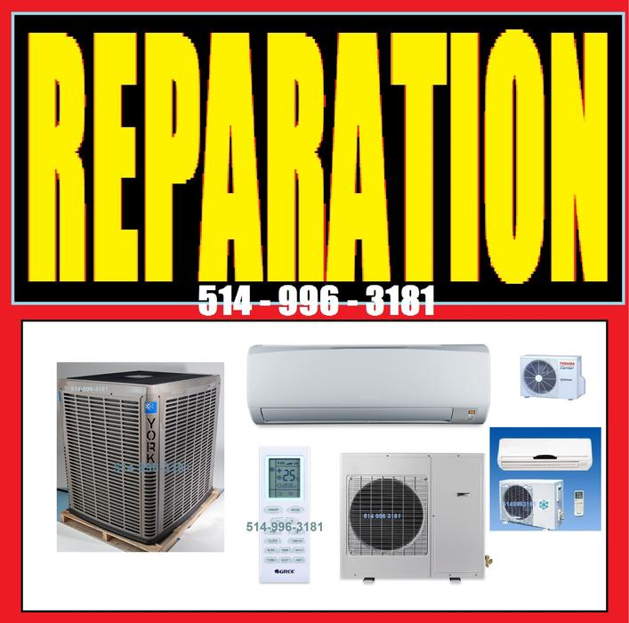 Reparation Thermopompe Heat Pump 514 9963181 Air