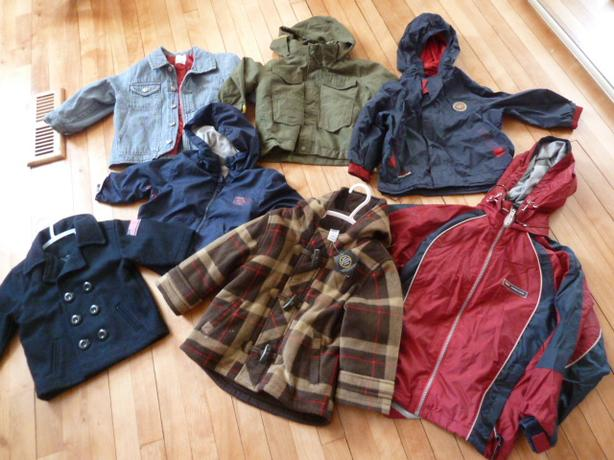 Children's Spring jackets
