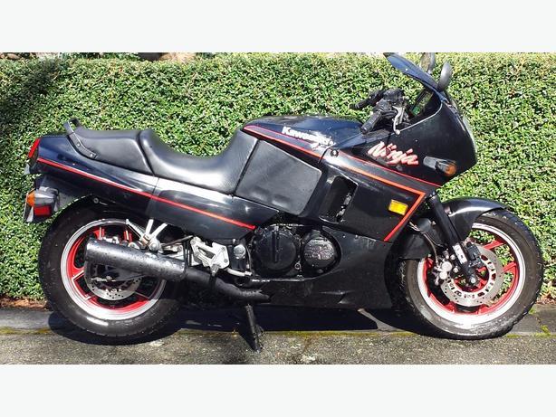 1989 Kawasaki Ninja 600 GPX Victoria City, Victoria
