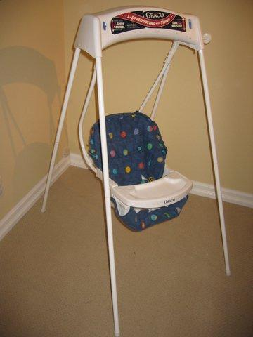 Graco Wind Up Baby Swing Charlottetown Pei
