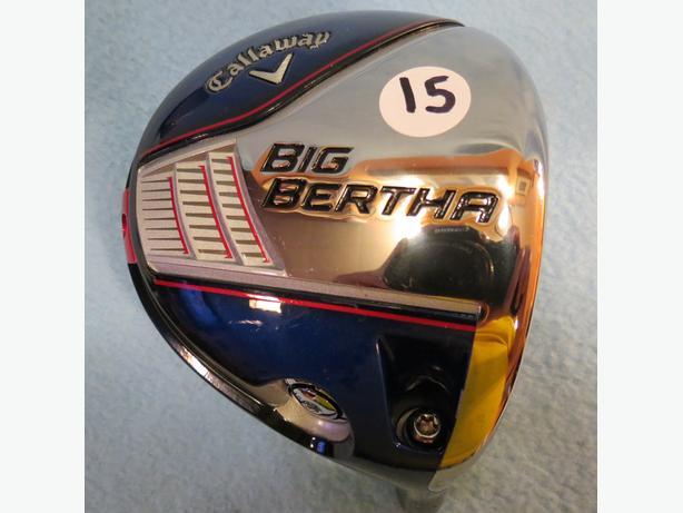 Callaway Big Bertha APW 9 Degree Adjustable RIGHT Driver