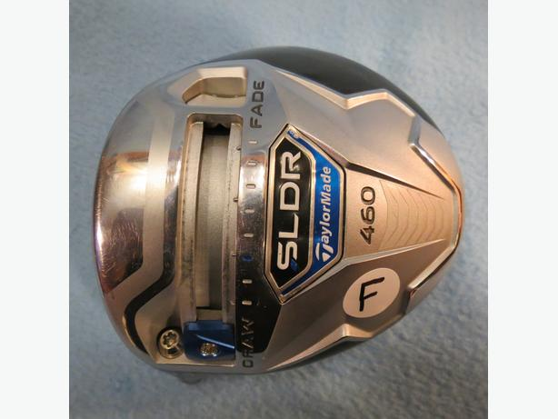 TaylorMade SLDR /LEFT HAND/ No irons fairway woods bag putter