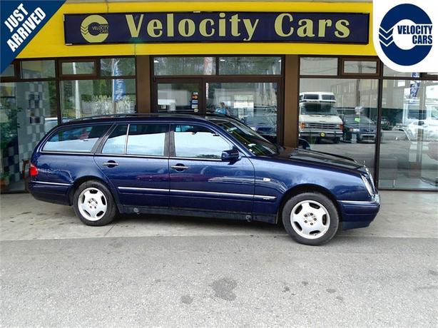 1998 mercedes benz e320 e class wagon 7 seat awd sunroof for 1998 mercedes benz e class wagon