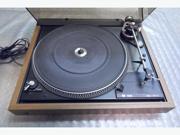 Vintage Dual 506 Turntable