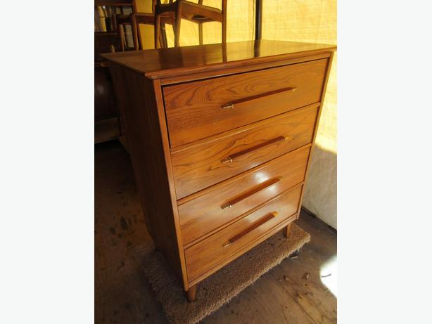 Krug Four Drawer Chest Of Drawers From Estate