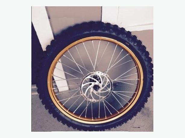 NEW - 10G Aluminium wheel