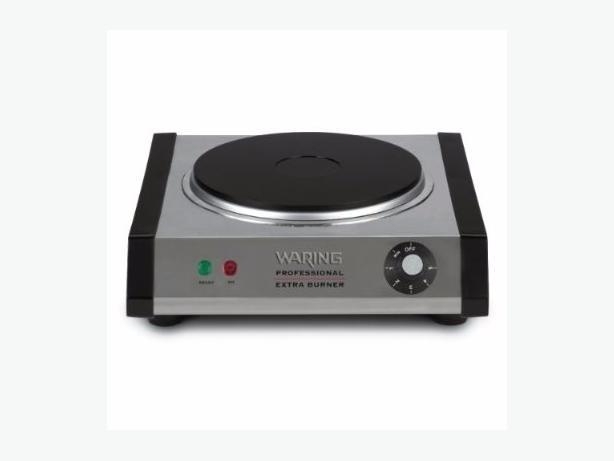 Waring pro single burner hot plate
