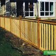Tight Knot Cedar Fencing S1S1E
