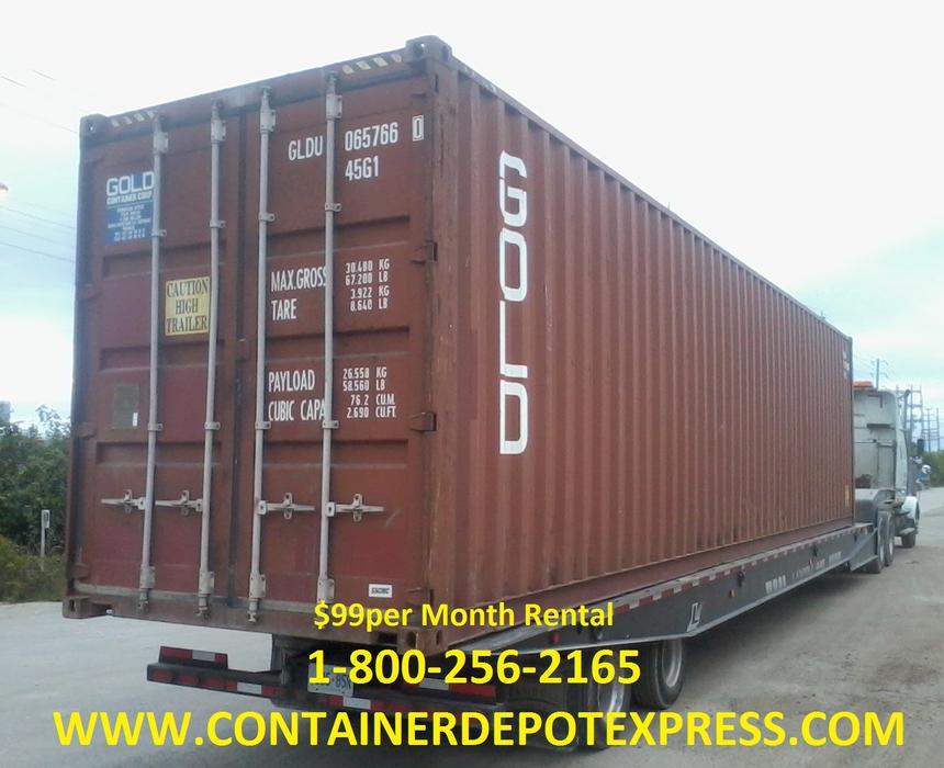 Storage Containers Toronto Listitdallas