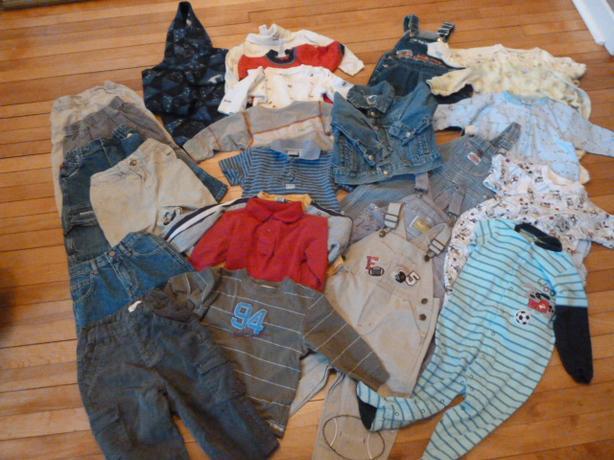 Boy's size 18 Months Wardrobe