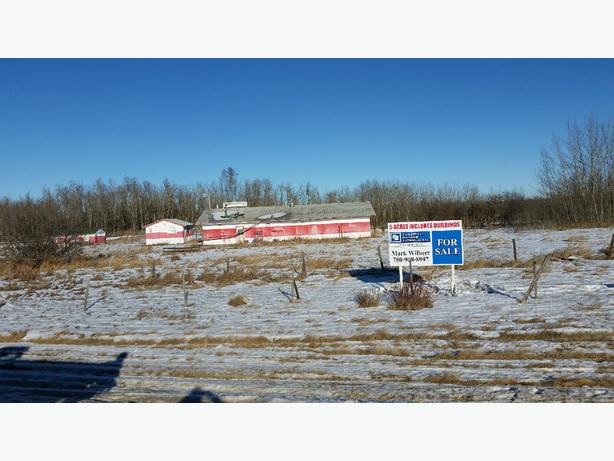 Attention Investors! Potential Gas Station & 5 Acres