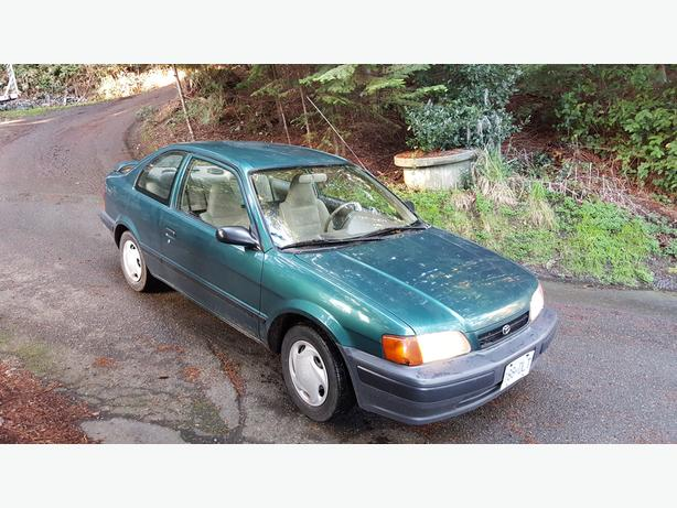 '97 Toyota Tercel in great condition
