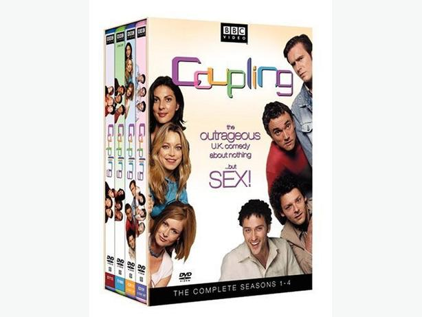 Coupling TV Show DVD Box Set