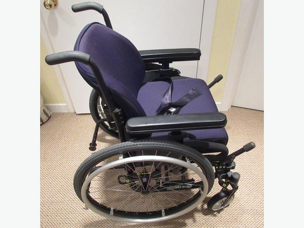 Lifestream Wheelchair