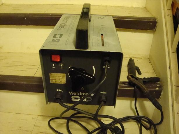 Weldmate 120 Volt ARC Welding Machine SIP Weldmate 75 (made in ...
