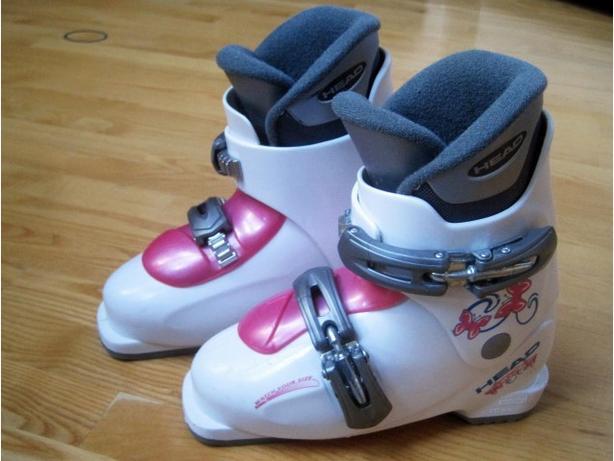 Ski Boots ~ Kid's 21.5 Mondo