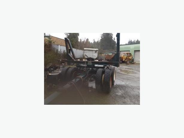 25 Ton ParPAc Pole Trailer
