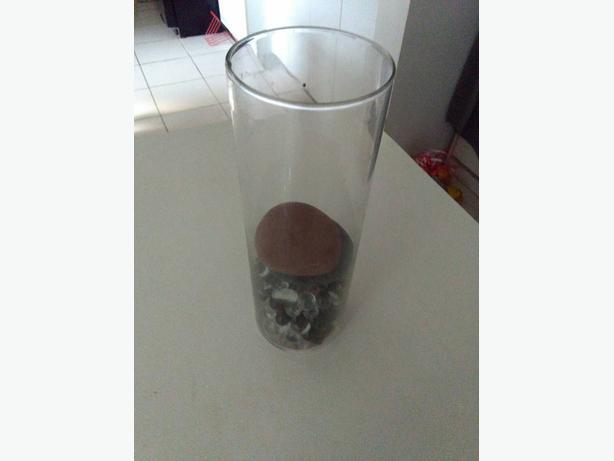 glass lucky + gems rock